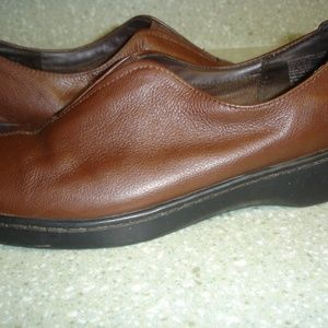 WMN'S PREDICTIONS CASUAL SHOES-SIZE 11M-BROWN